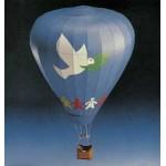 Puzzle  Schreiber-Bogen-72234 Cardboard Model: Peace Balloon