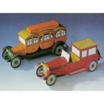 Schreiber-Bogen-72236 Cardboard Model: ALFA Lambda 1925 Touring Carriage