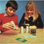Puzzle  Schreiber-Bogen-72391 Cardboard Model: Trick Folder 2