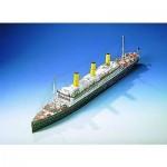 Puzzle  Schreiber-Bogen-72435 Cardboard Model : High-Speed Steamer SS Vaterland
