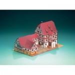Puzzle  Schreiber-Bogen-72441 Cardboard Model: House in Bietigheim, Germany