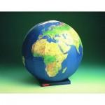 Puzzle  Schreiber-Bogen-72443 Cardboard Model: Globe