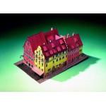 Puzzle  Schreiber-Bogen-72444 Cardboard Model: Hotel Eisenhut