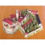 Puzzle  Schreiber-Bogen-72456 Cardboard Model: Ronneburg Castle Building