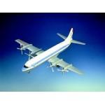 Puzzle  Schreiber-Bogen-72463 Cardboard Model: KLM Lockheed Electra