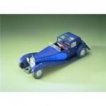 Puzzle  Schreiber-Bogen-72466 Cardboard Model: Bugatti Royale -Coupé Napoléon- 1930