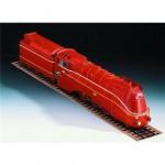 Puzzle  Schreiber-Bogen-72467 Cardboard Model: Steam Train BR 03