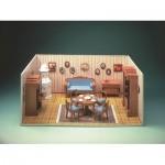 Puzzle  Schreiber-Bogen-72470 Cardboard Model: Biedermeier Chamber
