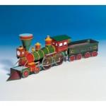 Puzzle  Schreiber-Bogen-72614 Engine Santa Fé