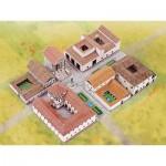Puzzle  Schreiber-Bogen-743 Cardboard Model: Roman Village