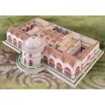 Puzzle  Schreiber-Bogen-754 Cardboard Model: Baths of Caracalla in Rome