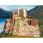 Puzzle  Schreiber-Bogen-757 Cardboard Model: Rheinstein Castle