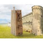 Puzzle  Schreiber-Bogen-759 Cardboard Model: Roman Siege Tower