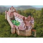 Puzzle  Schreiber-Bogen-763 Cardboard Model: Meersburg Castle