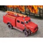 Schreiber-Bogen-765 Cardboard Model: Magirus-Deutz TLF 16 Fire Engin