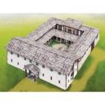 Puzzle  Schreiber-Bogen-766 Cardboard Model: Roman Headquarters