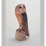 Puzzle  Schreiber-Bogen-A50 Cardboard model: Barn Owl
