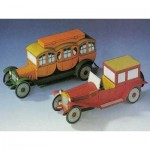 Cardboard Model: ALFA Lambda 1925 Touring Carriage