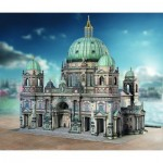 Puzzle   Cardboard Model: Berlin Cathedral