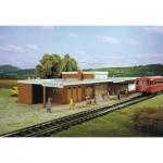 Puzzle   Cardboard Model: Bodenheim Station
