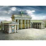 Puzzle   Cardboard Model: Brandenburg Gate