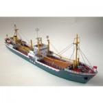 Puzzle   Cardboard Model: Cargo Freighter - MS Bleichen