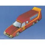 Puzzle   Cardboard Model: Citroen CX