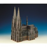 Puzzle   Cardboard Model: Cologne Cathedral