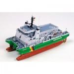 Puzzle   Cardboard Model: German customs cruiser Helgoland / Borkum