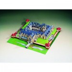 Puzzle   Cardboard Model: Grafenegg Castel
