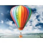 Puzzle   Cardboard Model: Hot Air Balloon