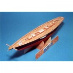 Puzzle   Cardboard Model: Imperial Sailboat Meteor I