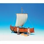 Puzzle   Cardboard Model: Jesus Boat