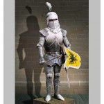 Puzzle   Cardboard Model: Knight in Armour
