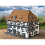 Puzzle   Cardboard Model: Luther House in Eisenach