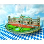 Puzzle   Cardboard Model: Maximilianeum in Munich