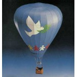 Puzzle   Cardboard Model: Peace Balloon