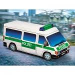 Cardboard Model: Police car
