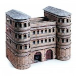 Puzzle   Cardboard Model: Porta Nigra