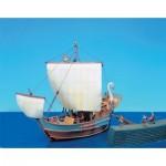 Puzzle   Cardboard model: Roman cargo ship