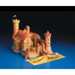 Puzzle   Cardboard Model: Romantic Castle