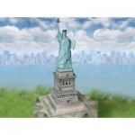 Puzzle   Cardboard Model: The Statue of Liberty