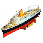 Puzzle   Cardboard Model: TS Bremen
