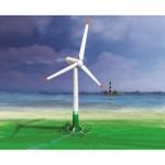 Puzzle   Cardboard Model: Wind Turbine
