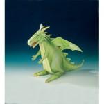 Carton model: Dragon
