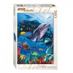 Puzzle  Step-Puzzle-73061 Undersea world