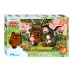 Puzzle  Step-Puzzle-73066 Winnie the Pooh