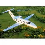 Puzzle  Step-Puzzle-75010-07 Jet Plane