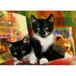 Puzzle  Step-Puzzle-77010-07 Kittens