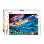 Puzzle  Step-Puzzle-78077 Underwater World